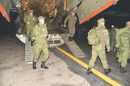 پاکستان اور روس کی مشترکہ فوجی مشقوں کا آغاز