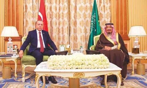 جمال خاشقجی کا قتل: ترکی نے سعودی عرب کو ثبوت دے دیے؟