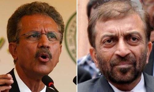 اشتعال انگیز تقریر:فاروق ستار،وسیم اختر و دیگر ایم کیو ایم رہنماؤں پر فرد جرم عائد