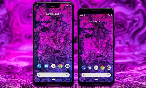 Are Google's new pixel phones up or down a notch?