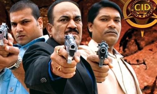 مقبول بھارتی شو 'سی آئی ڈی' بند کرنے کا فیصلہ