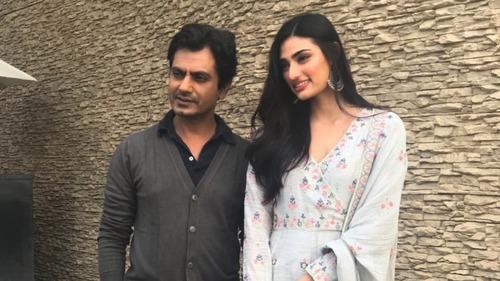 Nawazuddin Siddiqui begins shooting for upcoming wedding comedy flick