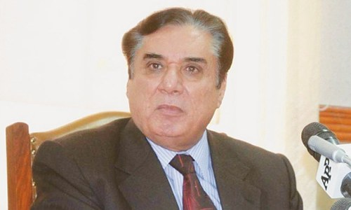 Supreme Court bench slams NAB for its 'double standards'