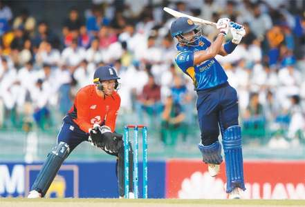 Sri Lanka condemn England to heaviest ODI defeat