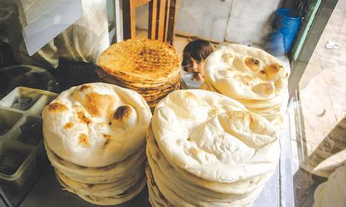 Naan, chapati prices go up by Rs2 in city