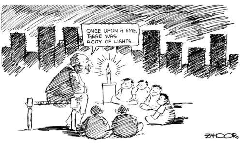 Cartoon: 24 October, 2018