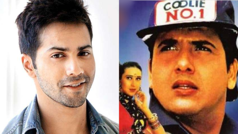 Varun Dhawan will channel his inner Govinda for Coolie No 1 remake