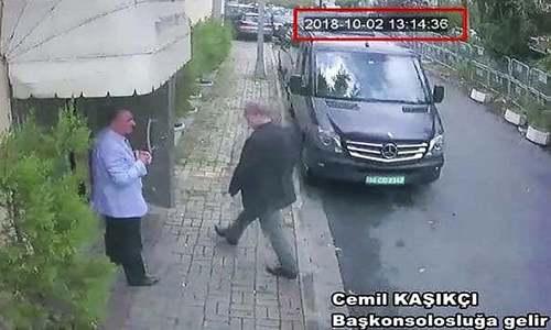 Saudi says Turkish probe shows Khashoggi murder 'premeditated'