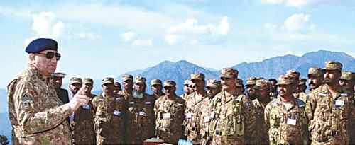 Desire for peace should not be misconstrued, says COAS
