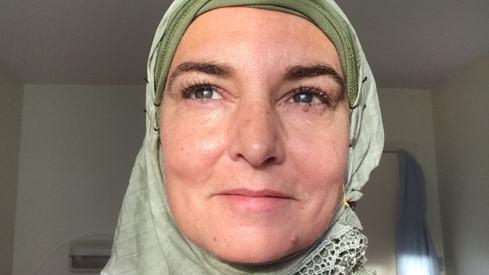 Irish singer Sinead O'Connor announces conversion to Islam