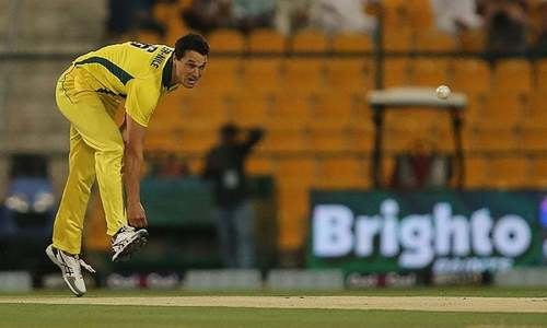 Pakistan v Australia: Can the Aussies bounce back from that horror show?