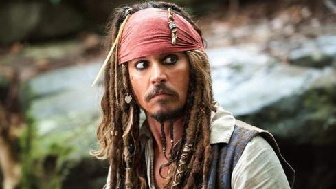 Johnny Depp has been dropped from the Pirates of the Caribbean franchise