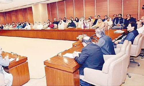 Govt to resume allocation of MPA development fund