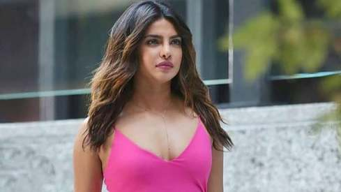 Blink and you'll miss Priyanka in the Isn't it Romantic trailer