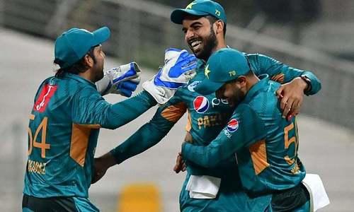 High-flying Pakistan eye 11th straight T20 series triumph