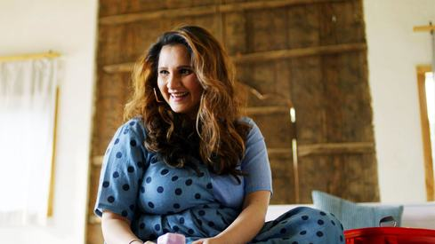 Sania Mirza shares first photo of baby Izhaan Mirza-Malik