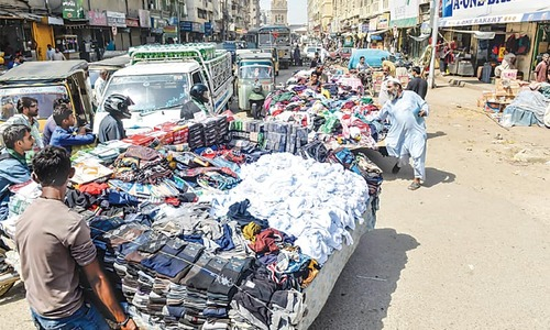 Three-week drive against Saddar encroachments to begin soon in Karachi