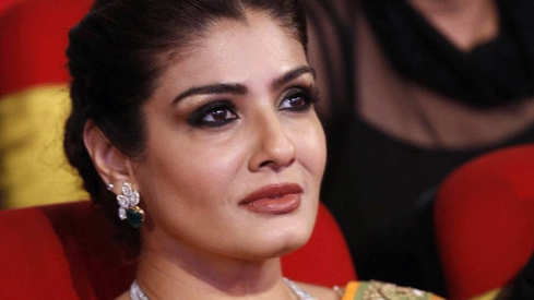 Complaint filed against Raveena Tandon for causing traffic jam