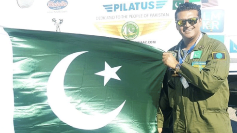 Fakhre Alam becomes the first Pakistani to circumnavigate the globe solo