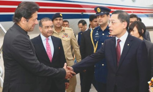 Imran, Xi call for timely completion of CPEC projects