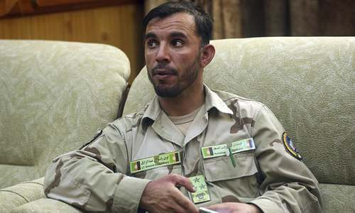 Taliban horse-trade for body of police chief killer