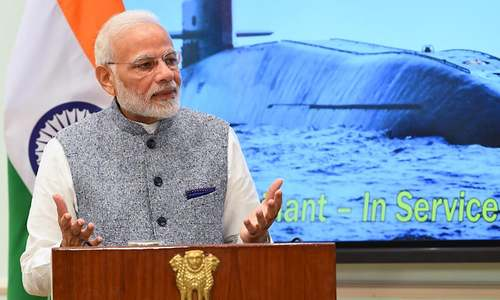 Modi hails India's 'successful establishment of nuclear triad'