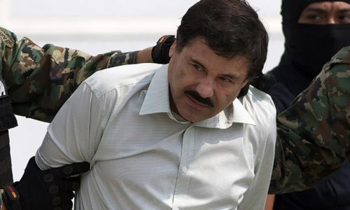 El Chapo faces biggest US drugs trial