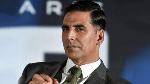 Akshay Kumar will star in a space movie