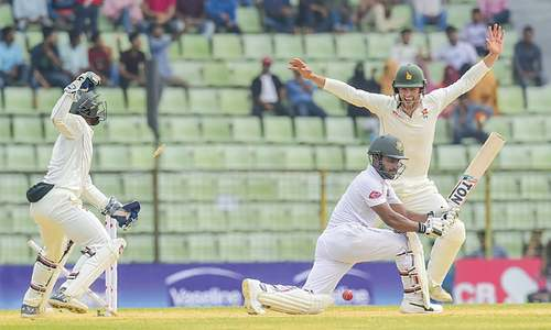 Zimbabwe whip BD to record long-awaited Test win