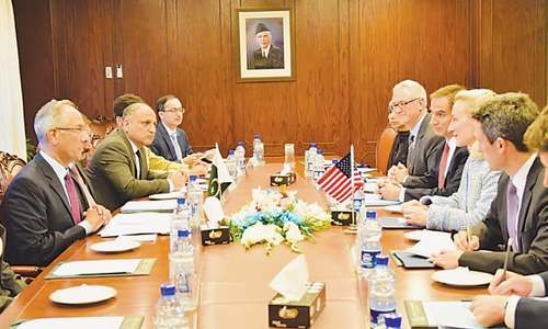 Pakistan-US ties renewal under way, says Qureshi