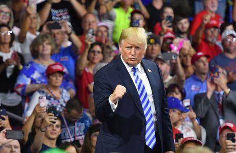 Trump frames midterms as 'tremendous success'