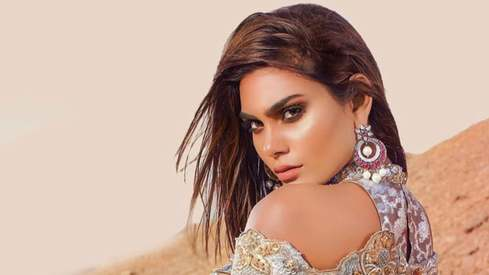 Model Zara Abid is making her film debut with Azeem Sajjad's Chaudhry