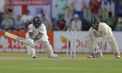 Foakes, spinners put England in command against Sri Lanka