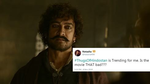 12 tweets that are more savage than the Thugs of Hindostan
