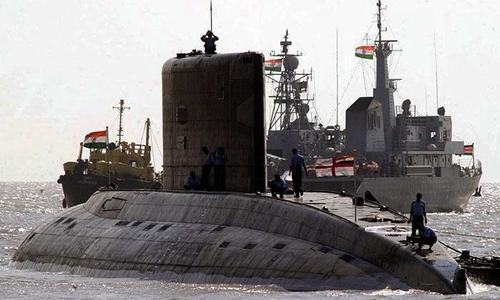 Pakistan voices concern over Indian nuclear submarine patrol