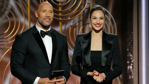 Dwayne Johnson and Gal Gadot reunite for international thriller Red Notice