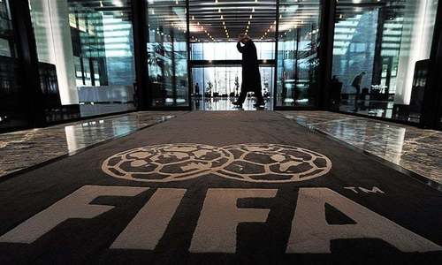 Swiss prosecutor suspended while leading FIFA probe