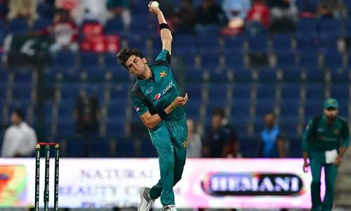 Pakistan, NZ series decider abandoned