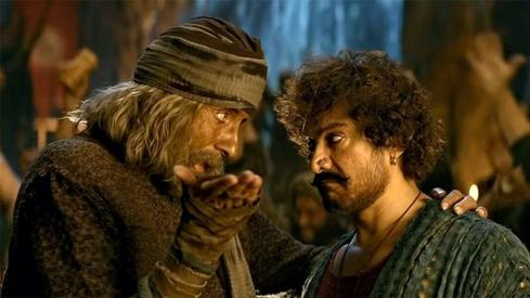 Review: Actually, Thugs of Hindostan isn't half-bad