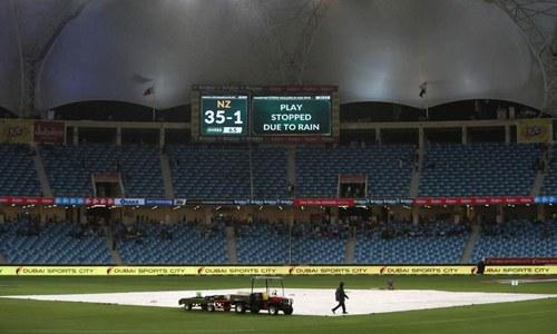 پاکستان، نیوزی لینڈ کے درمیان سیریز برابر