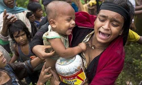 مہاجرین کی واپسی میں تاخیر کی ذمہ داری بنگلہ دیش پر ہوگی، میانمار