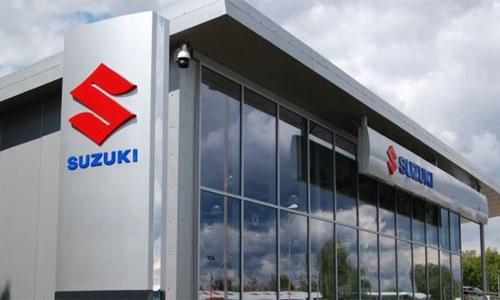 'سوزوکی کمپنی پوری حکومت اپنی ایک دن کی کمائی سے خرید سکتی ہے'