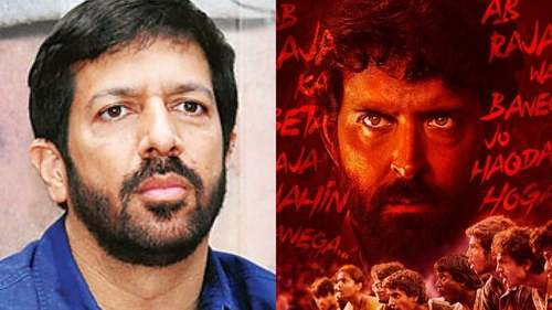 Kabir Khan replaces Vikas Bahl as director of Hrithik Roshan's Super 30