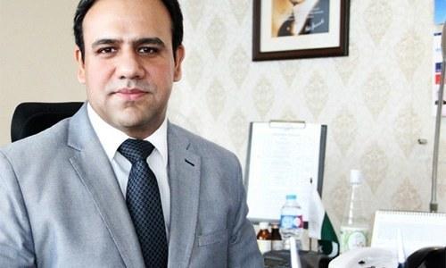 Punjab govt decides to remove Dr Umar Saif as PITB chairman