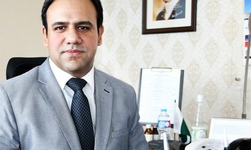Punjab govt decides to remove Dr Umar Saif as PITB chairman