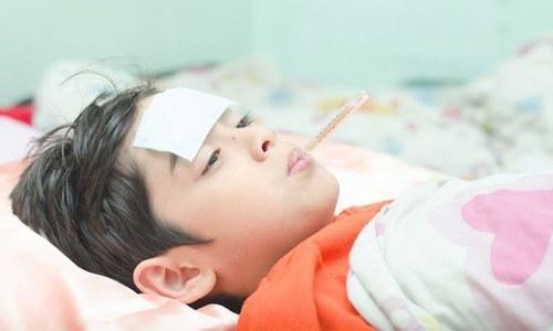 نمونیا سے 2030 تک ایک کروڑ سے زائد بچوں کی اموات کا خطرہ، تحقیق