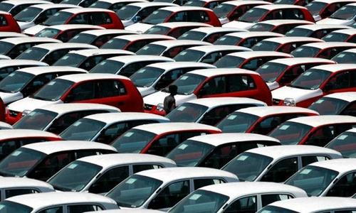 قیمتوں میں اضافے  کے باوجود گاڑیوں کی فروخت میں قابلِ ذکر اضافہ