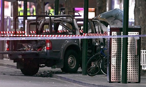 Driver found guilty of murdering six in Australia car rampage