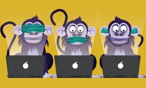 پاکستان میں انٹرنیٹ کے گرد شکنجہ تنگ ہوتا جا رہا ہے؟