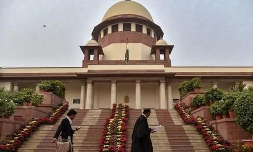 گجرات فسادات:نریندرمودی کےخلاف درخواست بھارتی سپریم کورٹ میں سماعت کیلئے منظور